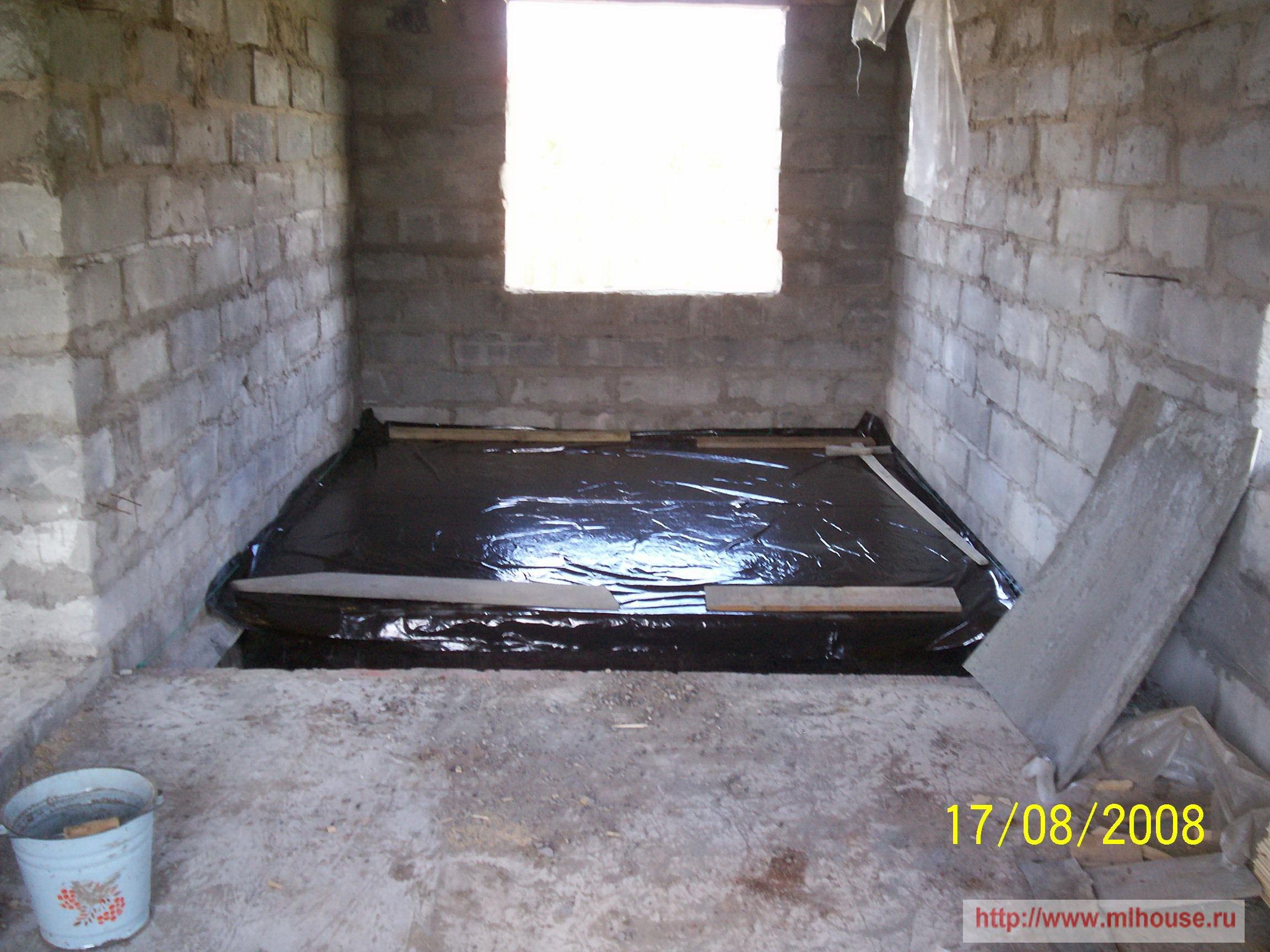 Бассейн в подвале - типы конструкций, фильтры, строительство 78