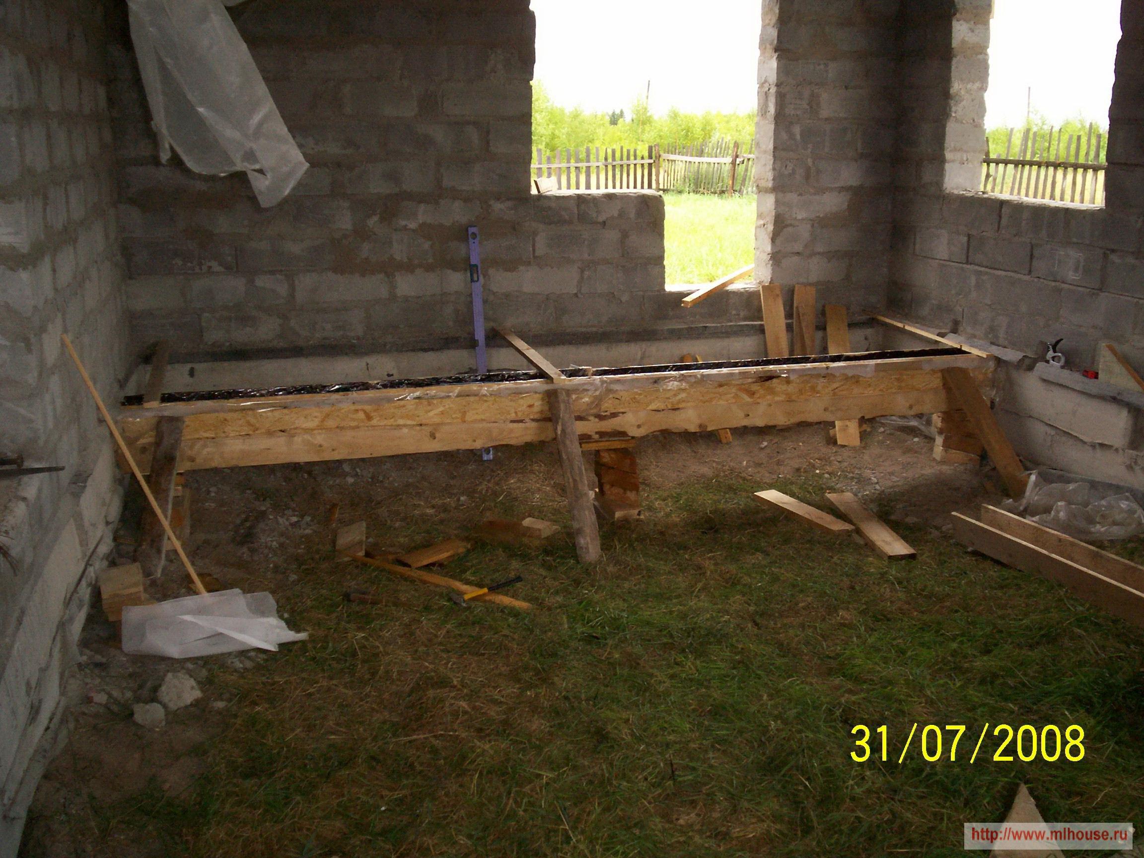 Столбчатый фундамент. Строим крепкую основу для 7