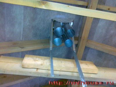 Короб для вентиляции на крышу своими руками 94