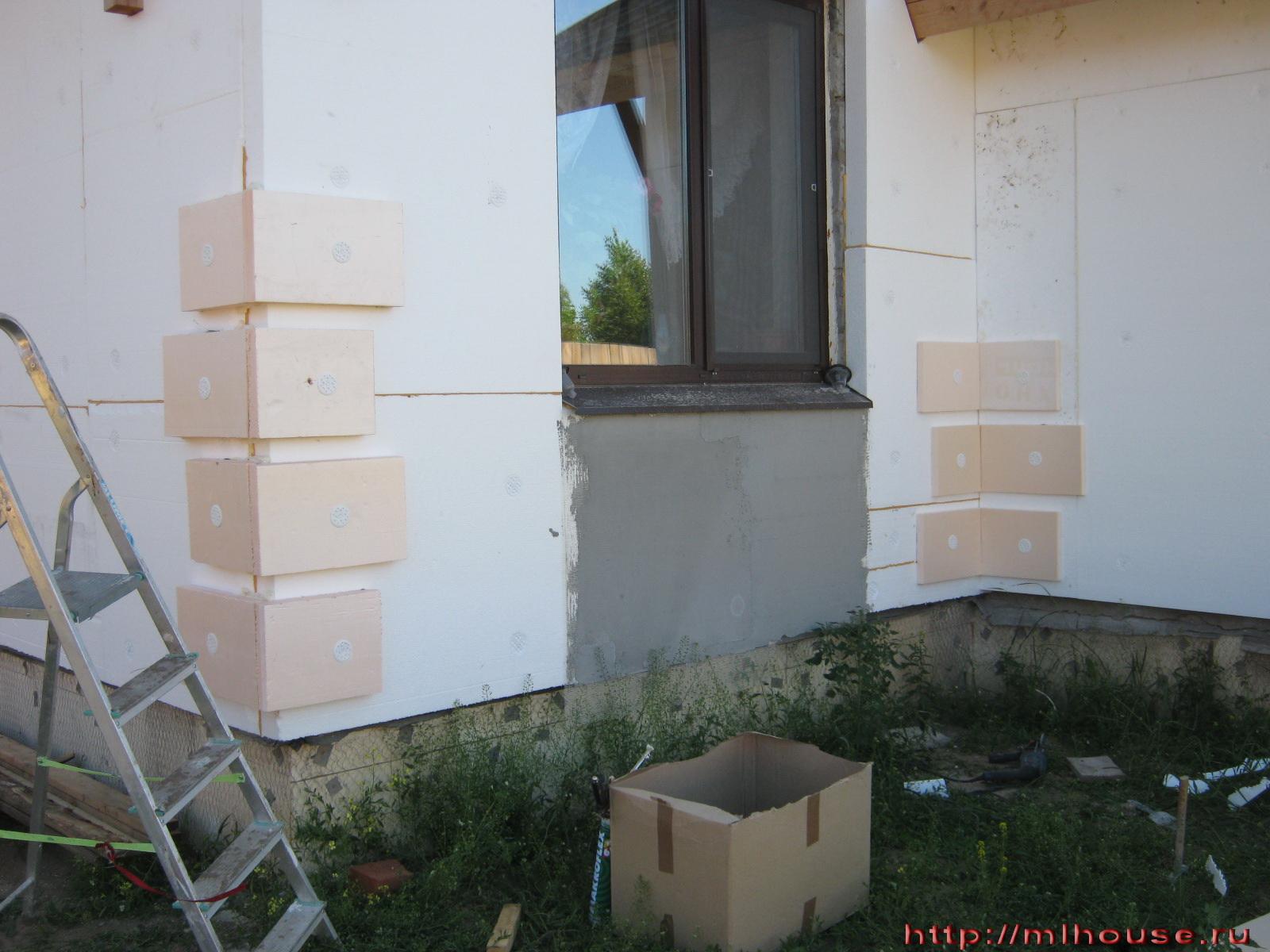 Мокрый фасад своими руками - ЗА и ПРОТИВ