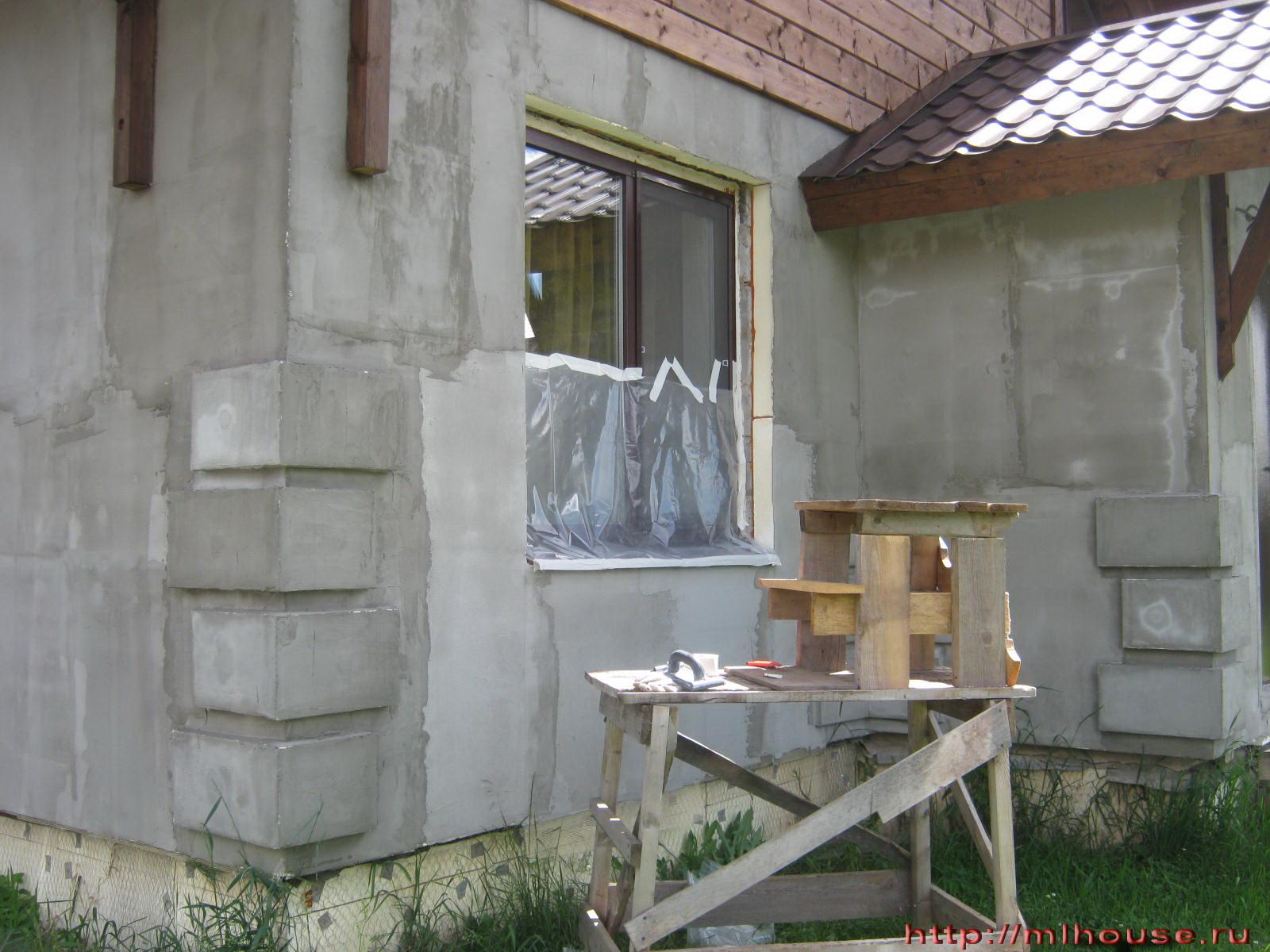 Шуба на дом своими руками фото 26