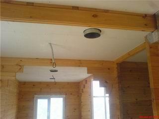 приточные воздуховоды в потолке